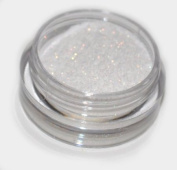 White Eye Shadow Loose Glitter Dust Body Face Nail Art Party Shimmer Make-Up