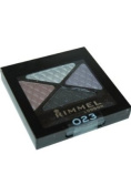 Rimmel - Glam Eyes Quad Eye Shadow 4.2g Beauty Spells - AMC50738