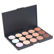 Beyondfashion 15 Colour Face Concealer Camouflage Palette Makeup W195