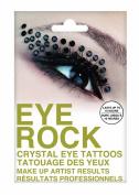 Eye Rock Glimmer Jet Crystals Eye Tattoos