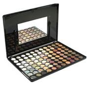 Jazooli 88 Colours Eyeshadow Eye Shadow Palette Makeup Kit Set Make Up Professional Box