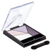Maybelline Jade Eyestudio Quattro Diamond Glow Eye Shadow 3.7 g 10 Purple Drama