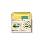 Myface Silkscreen Art Fame Eye Shadow Duo 2.2g