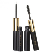 Dainty Doll by Nicola Roberts Shape Up Little Suzie Mascara Eyeliner Duo - Brown