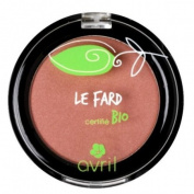 Avril Cosmetics Organic Cheek Colour Blusher - Rose Nacre