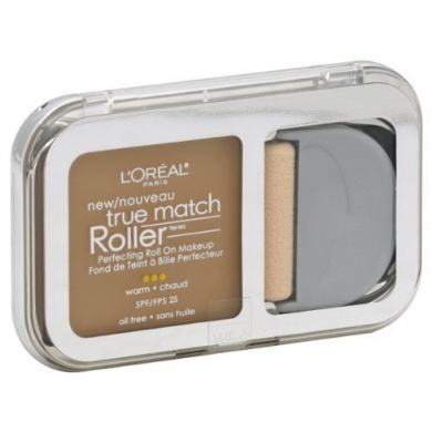 L'Oréal Roll' On True Match Foundation - W5-6 Sun Beige