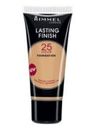 Rimmel Lasting Finish 25 Hour Foundation 30ml, 200 Soft Beige