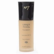 No7 Lifting and Firming Foundation SPF 15 Colour