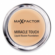 Max Factor Miracle Touch Liquid Illusion Foundation - 80 Bronze