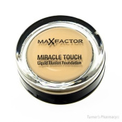"""Max Factor Miracle Touch Liquid Illusion Foundation """