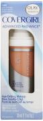 CoverGirl Advanced Radiance Liquid Makeup, Natural Beige 140, 30ml