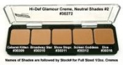 Graftobian Neutral #2 30272 High Definition Crème Palette