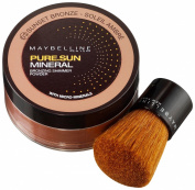 Maybelline Pure Sun Mineral Bronzing Shimmer Powder 3 Sunset Bronze