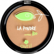 Avril Cosmetics Organic Pressed Powder Compact Foundation