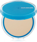 CoverGirl Clean Oil Control Pressed Powder, Classic Ivory (W) 510, 10ml Pan