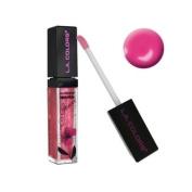 LA colour Jellie, Shimmer Sparkle Lip Gloss-Coral Pink