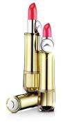 KOREAN COSMETICS, LG Household & Health Care _ Isa Knox, X2D2 Ageless Wrinkle Free Lipstick # W123 (3.5g, UV protection SPF10, anti-wrinkle, Essence ingredient) [001KR]