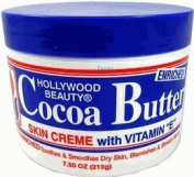 Hollywood Beauty Cocoa Butter Skin Creme with Vitamin E