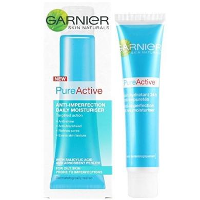 Garnier Pure Active Anti-Imperfection Daily Moisturiser 40 ml