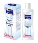 Probiotic Ultra Delicate Cleansing Face Lotion with Yoghurt Proteins & Natural Rose Oil