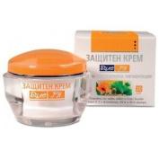 Protecting Cream for Whitened Skin - SPF 26 - With Chamomile, Ginko Biloba, Marigold, Vitamins - No Animal Testing - 50ml