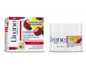 Moisturising and Refreshing Light Day & Night Face Cream with Cherry & Lemon Extracts / Ages 20+