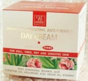 Rooibos Intensive Anti-Wrinkle, Lifting, Firming Day-Cream With Argan Oil, Rooibos & Hyaluronic Acid - No Animal Testing - 50ml