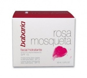 Babaria Rosa Mosqueta / Musk Rose Oil 24 Hour Moisturising Face Cream with SPF 15 50ml