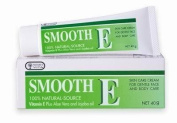 Smooth E Skin Care Cream for Gentle Face and Body Care 40 G. Thailand Product