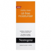 Special acne care NEUTROGENA Europe VISIBLY CLEAR® Oil Free Moisturiser Impor...
