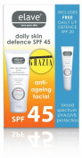 Elave Facial SPF Special Offer Twin Pack