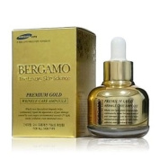 Bergamo Premium Gold - Wrinkle Care Ampoule - Facial Care