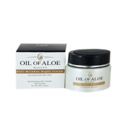 Oil of Aloe Anti Wrinkle Anti Ageing Night Moisturiser Cream 50ml
