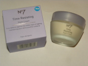 No7 Boots Time Resisting Night Cream 50ml New Boxed
