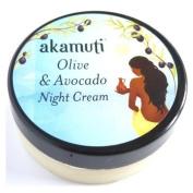 Akamuti Olive & Avocado Night Cream 50ml