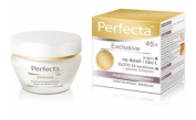 Dax Cosmetics- Perfecta Exclusive 45+ Anti-wrinkle Day and Night Cream for COMBINATION SKIN- 50ml