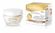 Dax Cosmetics- Perfecta Exclusive 55+ Anti-wrinkle Day and Night Cream for DRY SKIN- 50ml