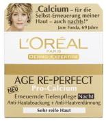 L'Oral Paris Dermo Expertise Age Re-Perfect Pro-Calcium Night Cream 50ml