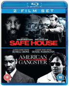 Safe House/American Gangster [Regions 1,2,3] [Blu-ray]