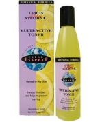 Clear Essence Lemon Vitamin C Multi Active Toner Normal To Oily Skin