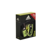 Pure Game by Adidas 150ml Body Spray & 250ml Shower Gel