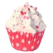 Miss Patisserie Sugar Heart Mini Cupcake Bath Bake