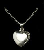 Celtic Heart Design Pendant in Pewter- PDT02