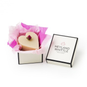 Heyland and Whittle Heart Shaped 'Queen of the Nile' Natural Soap in a Gift Box