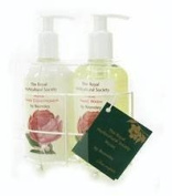 BRONNLEY GIFT SET ROSE HAND CARE GIFT SET ( HAND WASH & HAND CONDITIONER) 250ML EACH - 1 SET