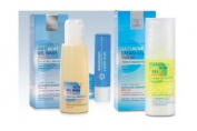 Anti Acne Set - Cream-Gel 55ml , Gel Wash 100ml & Concealer 4g with Salicylic Acid and Herbal Extract