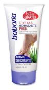 Babaria Aloe Vera Moisturising and Deodorising Foot Cream 150ml