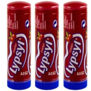 Lypsyl Lip Balm 3 Pack - Cherry Flavour