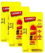 Carmex Lip Balm Tube Orginal 10gm-PACK OF 3