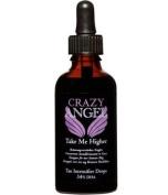 Crazy Angel Take Me Higher Tan Intensifier Drops Dark 34% DHA 50ml